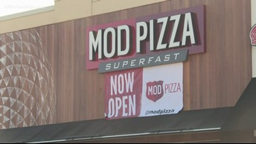 Pay What You Want Day at MOD Pizza
