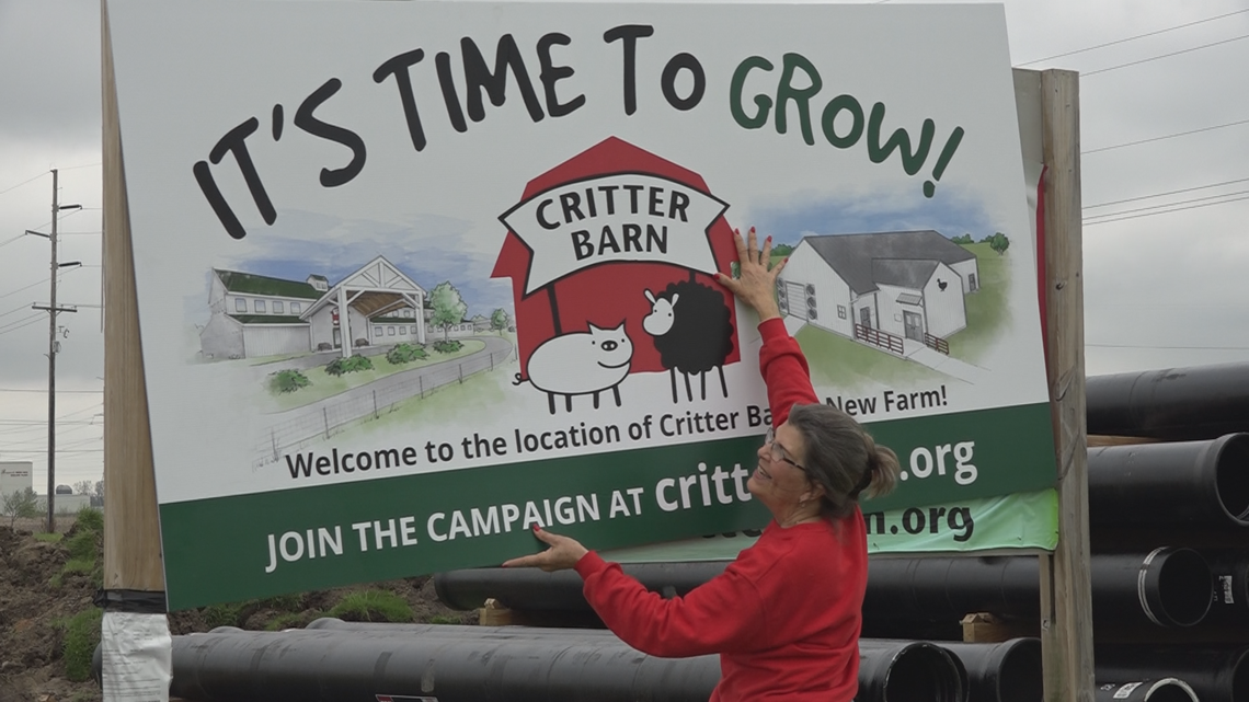 'We're moving': Critter Barn to expand programming at new location