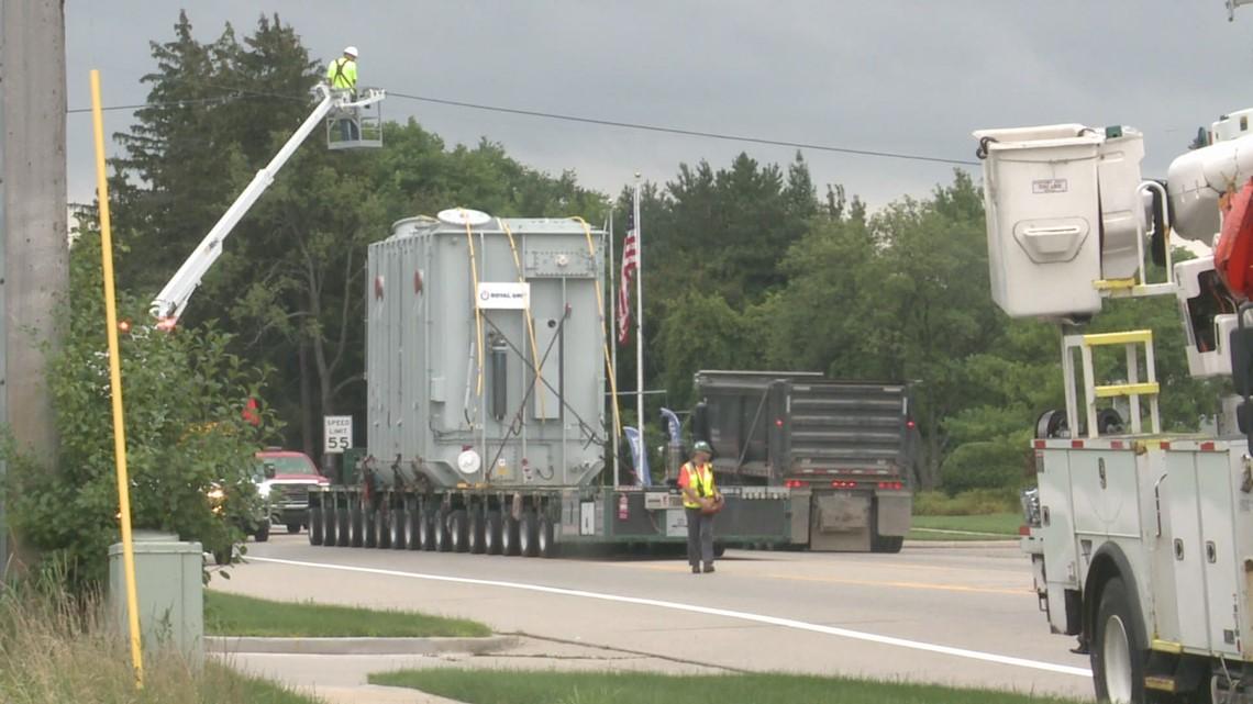 Walker Substation move