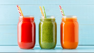 Recipes: Start a spring day with a smoothie
