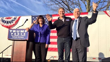 What you need to know about Mike Pence's visit to West Michigan