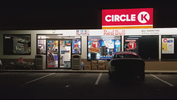 Plainfield Township gas station robbed by three armed suspects; investigation ongoing
