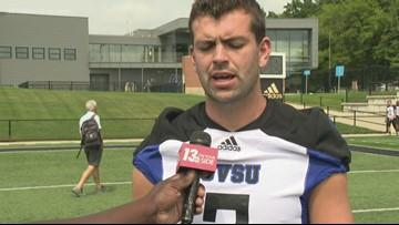 College football: GVSU has new quarterback ahead of season