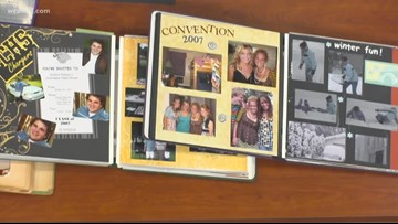 Give your memories the care they deserve with scrapbooks
