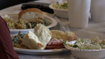 'Stronger together' | Restaurants and shelters lean on each other