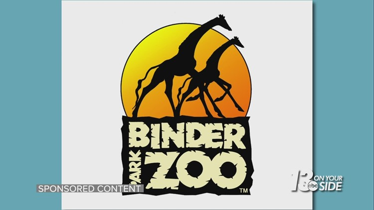 Make Binder Park Zoo the location of your next family adventure