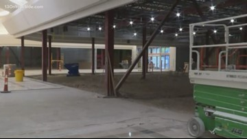 Progress on Woodland Mall redevelopment continues