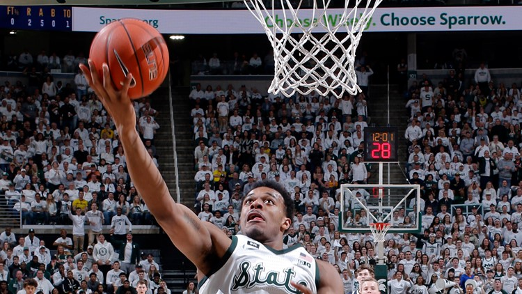 Michigan Michigan St Basketball