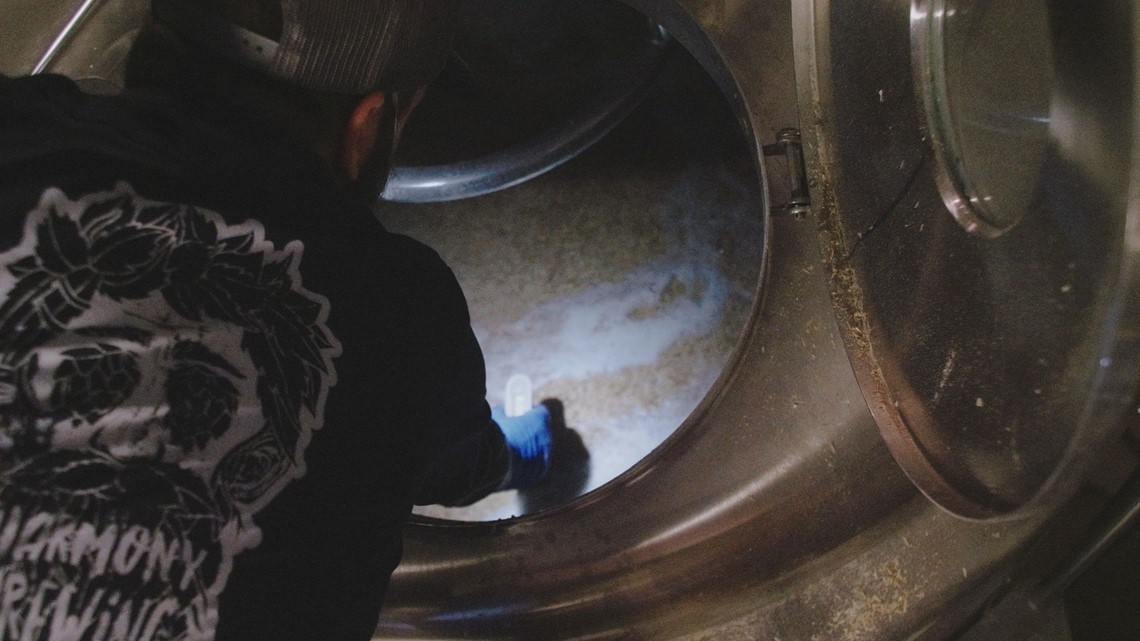 Harmony Brewing Co. tells how they make beer