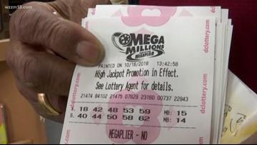 Mega Millions winner