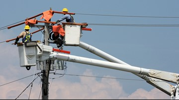 Consumers hopes to wrap up restoration efforts Tuesday