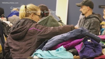 One Good Thing: TrueNorth Community Services hold coat drive