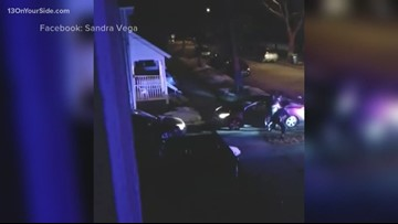 City fires GRPD officer who repeatedly punched driver