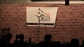 Muskegon-based nonprofit hosts comedy show to provide service dogs for veterans