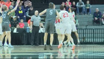 Hudsonville Unity Christian heading to state championship finals