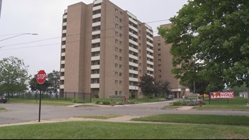 Police investigating death at Muskegon apartment tower