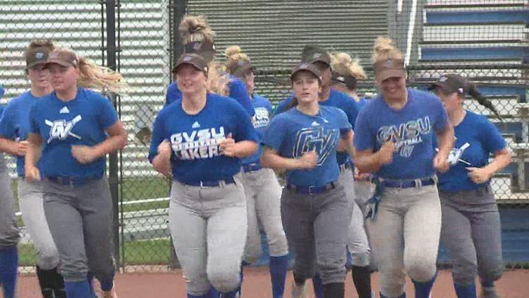 GVSU softball prepares for College World Series