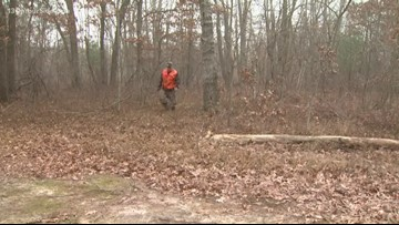 Deer baiting remains illegal in the Lower Peninsula
