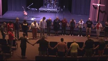 Kroc Center hosts prayer vigil for shooting victims