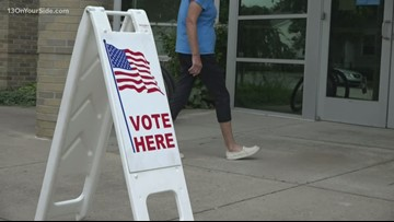 Voter turnout is lower in odd years