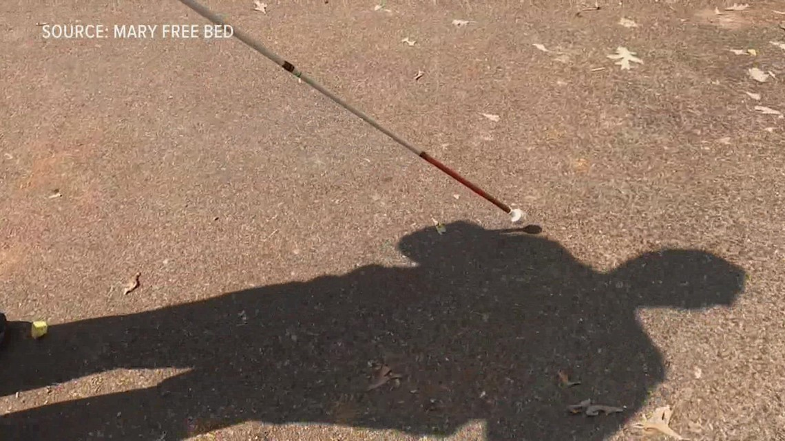 White Cane Awareness Day raises awareness for the visually impaired
