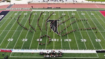 East Kentwood to host marching band competition