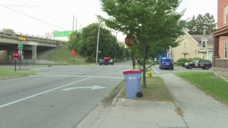 Grand Rapids teen killed after colliding with semi on his bike