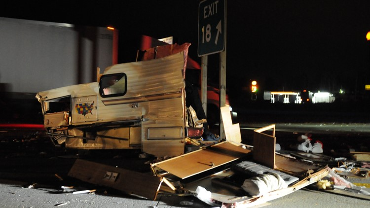 camper south haven crash