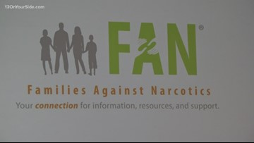 'It will eat you alive': Families Against Narcotics educate public about drug addiction