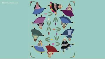 Poster art winner for Tulip Time 2020 announced