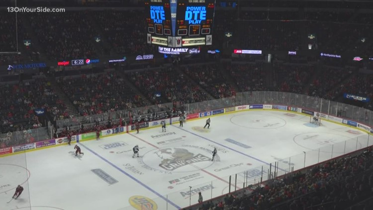 Stars beat Griffins 4-3 in shootout