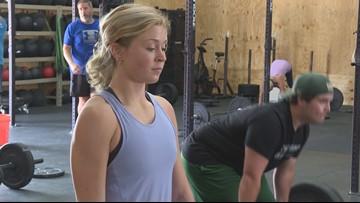 Stroke survivor finds her fitness