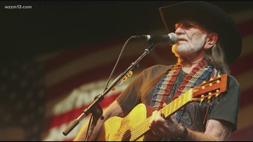 Willie Nelson tickets on sale today!
