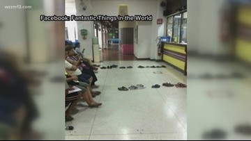 What's Trending: Emotional graduation, standing in line in Thailand
