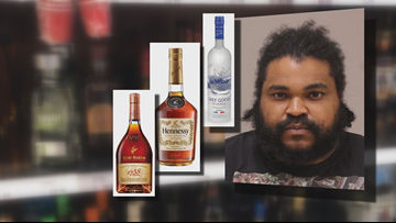 Thieves stole $33,000 in high-end booze for cash and crack cocaine