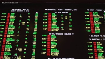 Online sports betting in Michigan will wait until 2021
