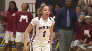 Muskegon, Hamilton and P-W advance to state semifinals