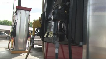 AAA: Gas prices in Michigan drop 20 cents
