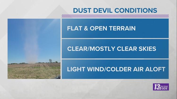 Dust Devils explainer