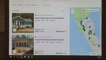 Muskegon expecting to add oversight on short-term vacation rentals