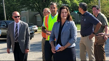Whitmer makes 3 stops in West Michigan Wednesday
