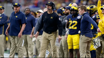 After 4 years, Jim Harbaugh still searching for Michigan 'cathedral'