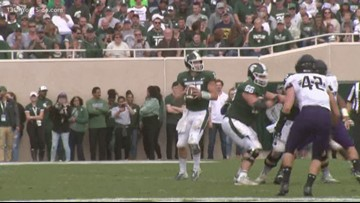 MSU football player Cam Chambers to leave team