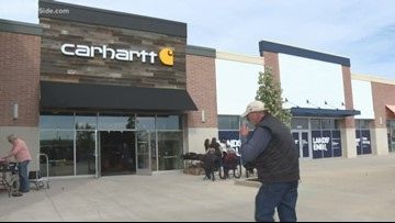 Carhartt store opening in Grand Rapids Thursday