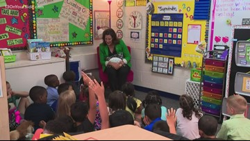 Whitmer visits West Michigan to talk education
