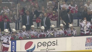 Griffins head coach Ben Simon looks back on his first year