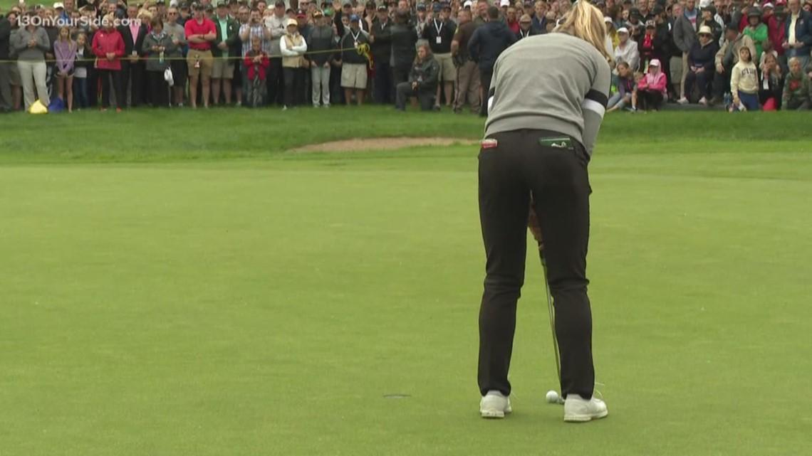 Brooke Henderson wins LPGA Classic