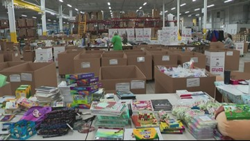 Flow-Rite provides space for Toys for Tots