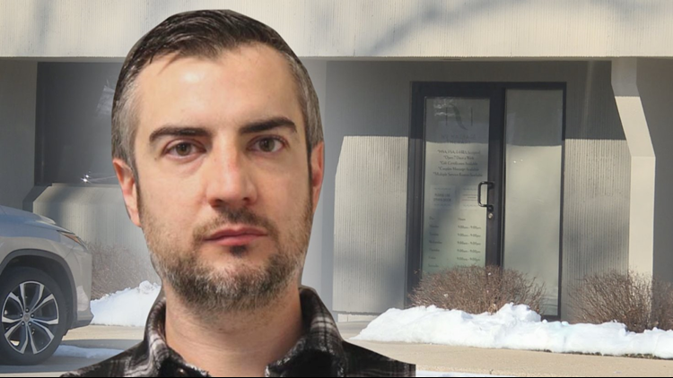 Wyoming massage therapist accused of sexual contact with three women