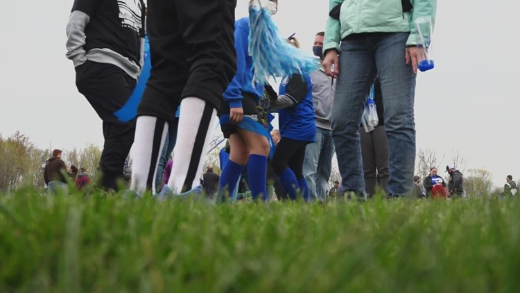 Families celebrate Sparta Sports Park opening